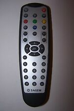 NEW SAGEM FREEVIEW BOX REMOTE for ITD58 ITD59 ITD59NGUK ITD60 ITD61 ITD62