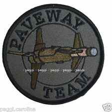 Patch A217B 1° RMV Sala Armieri  Paveway Team Toppa patch senza velcro