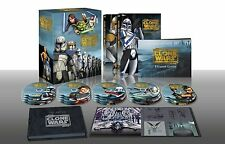 Star Wars Clone Wars DVD Collector's Edition + The Lost Mission