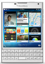 Brand New Imported BlackBerry Passport 32GB-3GB RAM-SmartPhone - White Color