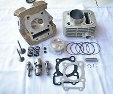 KAWASAKI KLX140  KLX150 BIG BORE KIT with CAMSHAFT and CYLINDER HEAD Big Valve