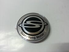 Genuine FRONT HOOD BADGE EMBLEM For SSANGYONG REXTON 01~06  #7996008001