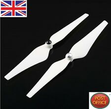 DJI Phantom/Vision 2 + balanced Propeller Self-locking Prop CW/CCW White 9443