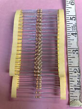 BULK/TRADE PACK OF 500 RESISTORS * 300R 300 Ohm 0.3K 1/4W 5% CR25 CARBON FILM