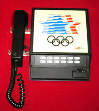 LA Olympic Phone 1984 84 Pac Tel Pactel Cord Landline XXIIIrd Rare Los Angles