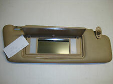 Mercedes-Benz W124 300E W201 190E sun visor sunvisor BEIGE right passenger side