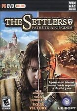 The Settlers 7: Paths to a Kingdom - PC WIN/MAC BRAND NEW SEALED SHIPS NEXT DAY
