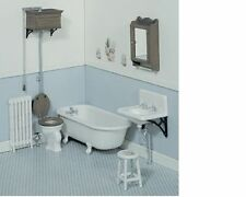 Dollhouse Miniatures 1:12 Scale Victorian Bathroom Kit Item #CB2111