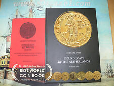 Jasek: Gold Ducats of the Netherlands.Winnaar NLG award Best Specialized Book