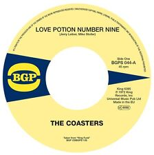 The Coasters - Love Potion Number Nine / Cool Jerk (BGPS 044)
