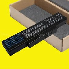 NEW laptop Battery fit MSI BTY-M68 BTY-M66 BTY-M67 M670 MS-1632 M673 SQU-528