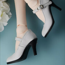 Dollmore 1/3 BJD SD (high heels) Shoes - Basic Shoes (White)