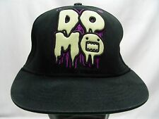 DOMO - GHOST - HALLOWEEN - ADJUSTABLE SNAPBACK BALL CAP HAT!