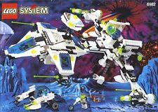 Lego Space Explorien 6982 Starship  New SEALED