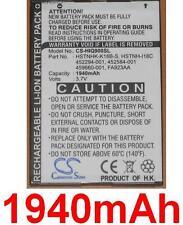 Batteria 1940mAh Per HP iPAQ 910