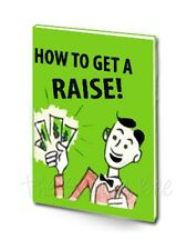 Barbie's How to Get A Raise Book Baby-Sit #0953  Made for Barbie Dolls
