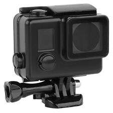 Blackout Protective Case Skeleton Housing Side Open Shell Fit GoPro Hero 4 3+ 3