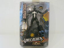 Marvel Legends Unleashed Black Costumer Spider-man 12' inch