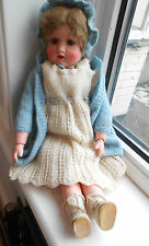 "Vintage Armand Marseille (17"" - 43 cm) Doll - exceptional condition - beautiful"