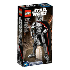 LEGO STAR WARS SET 75118 CAPTAIN PHASMA BRAND NEW BUILDABLE FIGURE POSABLE