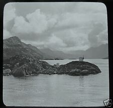 Glass Magic lantern Slide INNER LEAD  C1900 NORWAY