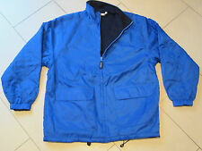 Fleece- / Windjacke / Jacke / Wendejacke in royalblau in S, Clique (New Wave)