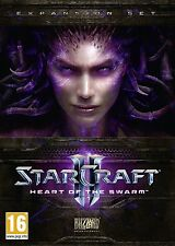 StarCraft Ii: Heart Of The Swarm (para Pc Y Mac Dvd) Nuevo Sellado