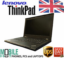 "Lenovo ThinkPad T430s 14.0"" (320GB HDD, Intel Core i3 3rd Gen., 2.6GHz, 8GB)"