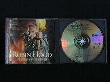 Robin Hood Prince Of Thieves. Film Soundtrack. Compact Disc. 1991 Australia Made