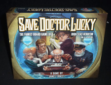2000 Paizo Board Games Save Doctor Lucky Family Board Game Of High Seas Heroism