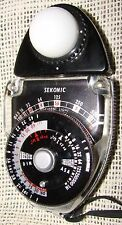 Sekonic Studio Deluxe L-28C Light Meter