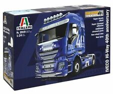 ITALERI 1:24 KIT TRUCK IVECO HI-WAY 40° ANNIVERSARIO ART 3919