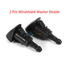 2x Windshield Washer Wiper Water Spray Nozzle For 4805742AB Chrysler 300 Dodge