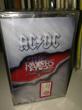 ACDC AC/DC The razors edge Rare MC/K7 1990 Germany ATCO SEALED/SIGILLATA