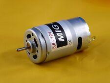 Motor MIG 480 3Li für kleinere-mittelgroße Flugmodelle, Schiffe usw., 12V