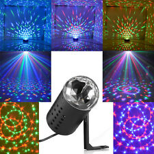Mini Projector DJ Disco Light Stage R&G Party Laser Lighting Show Plug Black
