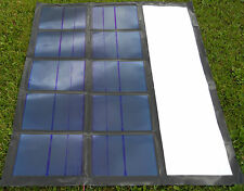 Portable Foldable 70W Solar Panel Charging System 70 watt flexible NEW 10 Cell