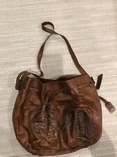 Frye Brown Leather Handbag
