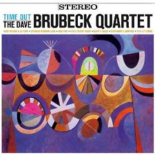 Time Out - Dave Quartet Brubeck (2010, Vinyl NEUF)