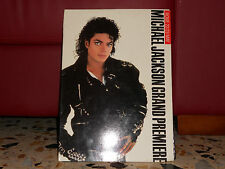 NO CD . MICHAEL JACKSON GRAND PREMIERE - ROMA 22/23 MAGGIO 1988 THE BAD TOUR