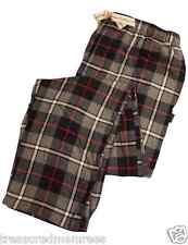 Izod Cotton Flannel Pajama Lounge Pants ~ Size XL (40-42) ~ New With Tags