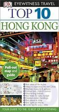 Eyewitness Top 10 Travel Guide: Top 10 Hong Kong by Andrew Stone, Liam...