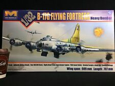 Hong Kong Models 1/32 B-17G Flying Fortress (Discontinued) - HKM-01E04