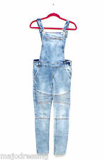 Salopette Jeans Mode Jennyfer Taille 34 W24 neuf collection actuelle