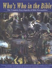 Who is Who in the Bible Software Individual story of every person named in Bible