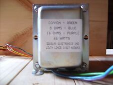 65 Watt Audio Output Transformer for use with pair EL34, KT88 or 6L6 Valves