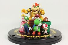 Super Mario Bros. Characters Figure Club Nintendo JAPAN NEW
