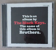 CD    ***  THE BLACK KEYS. BROTHERS    ***  2010