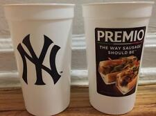 PREMIO DRINKING CUP NY NEW YORK YANKEES 2015 6/23/15 SGA STADIUM GIVEAWAY