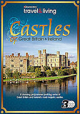 Castles Of Great Britain And Ireland Collection DVD, 2010, 3-Discs new sealed